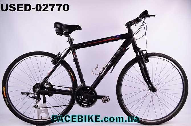 БУ Гибридный велосипед Bulls - из Германии у нас Большой выбор! Киев -  изображение 1 d851c4c11c42f