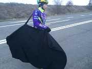 Сумка-чехол для переноски и перевозки велосипеда Mykolayiv