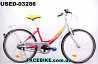БУ Подростковый велосипед Velo Star Fun Bike