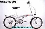 БУ Складной велосипед Alu Bike made in Germany доставка из г.Kiev
