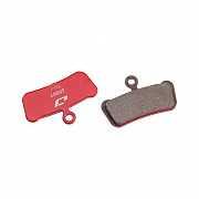 Колодки тормозные дисковые JAGWIRE Red DCA098 BRS-47-49 доставка из г.Kiev