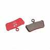 Колодки тормозные дисковые JAGWIRE Red DCA098 BRS-47-49