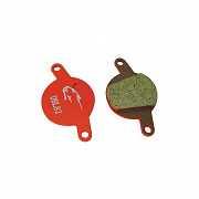 Колодки тормозные дисковые JAGWIRE Red Mountain Sport DCA013 BRS-97-86 доставка из г.Київ
