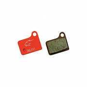 Колодки тормозные дисковые JAGWIRE Red Mountain Sport DCA015 BRS-09-35 доставка из г.Kiev