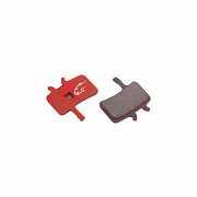 Колодки тормозные дисковые JAGWIRE Red Mountain Sport DCA064 BRS-09-23 доставка из г.Kiev
