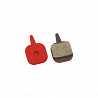 Колодки тормозные дисковые JAGWIRE Red Zone Comp DCA077 BRS-09-36