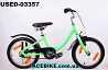 БУ Детский велосипед Kids Bike 16