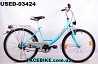 БУ Подростковый велосипед Antilope Shimano