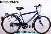 БУ Подростковый велосипед Conway 4050 доставка из г.Kiev