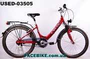БУ Подростковый велосипед Cyco Desing Line доставка из г.Kiev