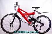 БУ Горный велосипед Hattrick New Energy доставка из г.Kiev