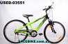БУ Подростковый велосипед Puky Crusader