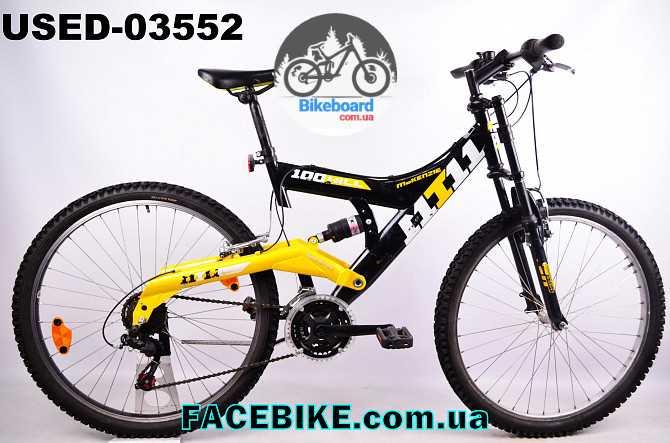 Купить БУ Горный велосипед McKenzie 100 HILL - Двухподвесные ... fc1b92ec3bde1