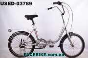 БУ Городской складной велосипед Mifa Klapprad доставка из г.Kiev