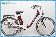 Бу Электро Велосипед Conway 36 volt из Германии-Магазин VELOED.com.ua Дунаевцы