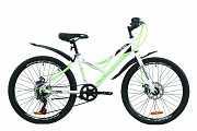Новый Подростковый велосипед Discovery FLINT DD 2020 - OPS-DIS-24-169 доставка из г.Kiev