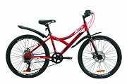 Новый Подростковый велосипед Discovery FLINT DD 2020 - OPS-DIS-24-171 доставка из г.Kiev