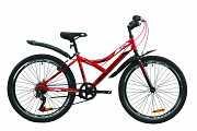 Новый Подростковый велосипед Discovery FLINT Vbr 2020 - OPS-DIS-24-181 доставка из г.Kiev