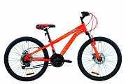 Новый Подростковый велосипед Discovery RIDER AM DD 2020 - OPS-DIS-24-207 доставка из г.Kiev