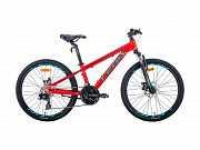 Новый Подростковый велосипед Leon JUNIOR AM DD 2020 - OPS-LN-24-040 доставка из г.Kiev