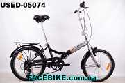 БУ Городской складной велосипед Pelikaan City - 05074 доставка из г.Kiev
