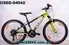 БУ Горный велосипед Cube Race 240