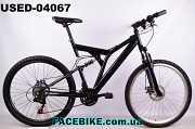 БУ Горный велосипед Black MTB 26 доставка из г.Kiev