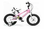 Детский велосипед RoyalBaby FREESTYLE 16 Розовый доставка из г.Kiev