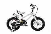 Детский велосипед RoyalBaby FREESTYLE 16 Белый доставка из г.Kiev