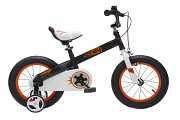 Детский велосипед RoyalBaby HONEY 18 Чёрный доставка из г.Kiev