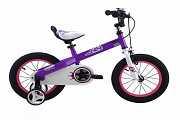 Детский велосипед RoyalBaby HONEY 18 Фиолетовый доставка из г.Kiev
