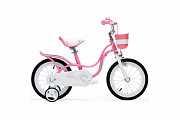 Детский велосипед RoyalBaby LITTLE SWAN 18 Розовый доставка из г.Kiev