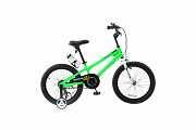 Детский велосипед RoyalBaby FREESTYLE 18 Зелёный доставка из г.Kiev