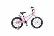 Детский велосипед RoyalBaby FREESTYLE 18 Розовый доставка из г.Kiev