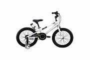 Детский велосипед RoyalBaby FREESTYLE 18 Белый доставка из г.Kiev