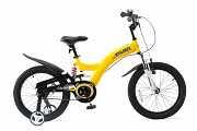 Детский велосипед RoyalBaby FLYBEAR 18 Жёлтый доставка из г.Kiev