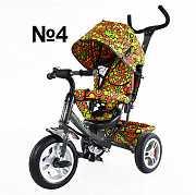 Триколісний велосипед з ручкою РК-12-10 доставка из г.L'viv