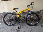 Велосипед Land Rover G4 26 Yellow доставка из г.L'viv