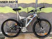 БУ Горный велосипед Hurricane из Германии доставка из г.Kiev