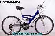 БУ Подростковый велосипед Cyco 24 MTB доставка из г.Kiev