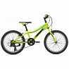 Велосипед Giant XTC Jr 20 Lite неон желтый.