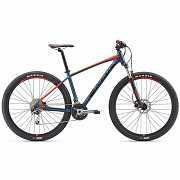 Велосипед Giant Talon 29er 2-GE L серый.синий.