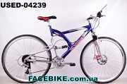 БУ Гибридный велосипед Cyco Cross Bike доставка из г.Kiev