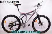 БУ Горный велосипед Hurricane Dual SP доставка из г.Kiev