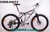 БУ Горный велосипед Hurricane Dual SP
