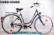 БУ Городской велосипед Hercules Touring - 05086 доставка из г.Kiev