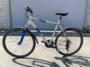 Велосипед городской из Германии Kalkhoff cross Silver Kiev