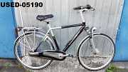 Бу Городской Велосипед Gazelle - 05190 доставка из г.Kiev