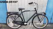 Бу Городской Велосипед Gazelle - 05197 доставка из г.Kiev
