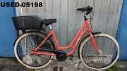 Бу Городской Велосипед Ortler - 05198 доставка из г.Kiev